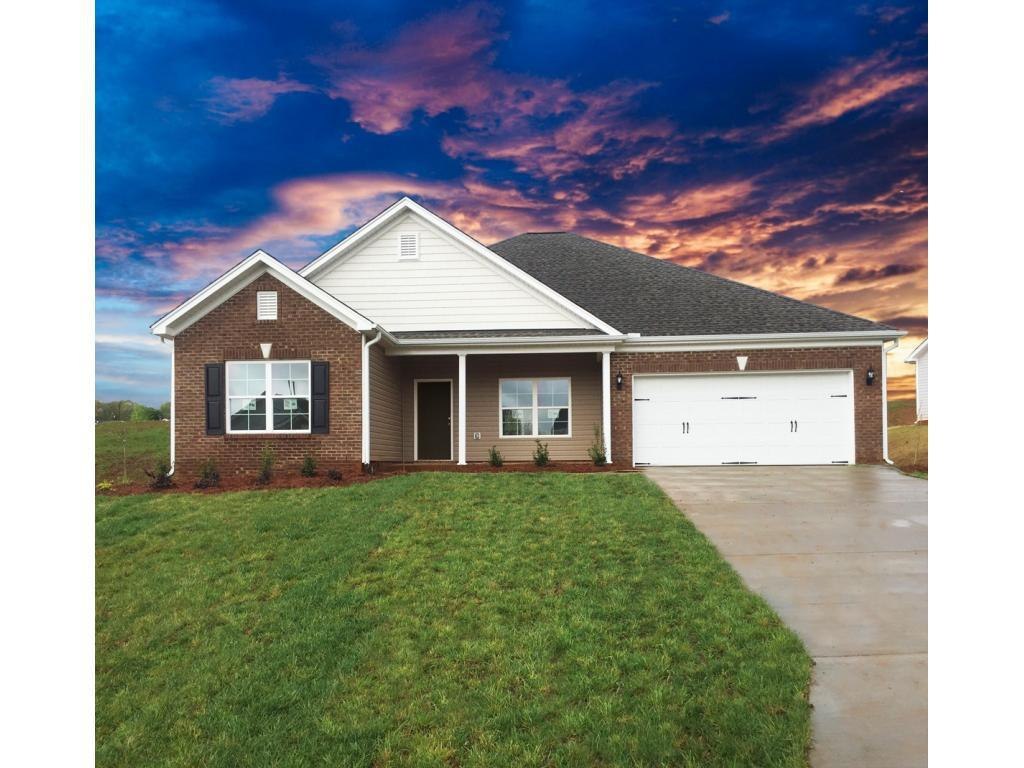 Photo of home for sale at 517 Alamanni Court Lot 134, Graham NC