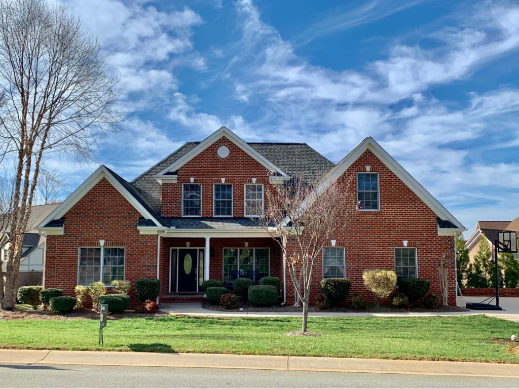 Photo of home for sale at 935 Tremore Club Drive, Burlington NC