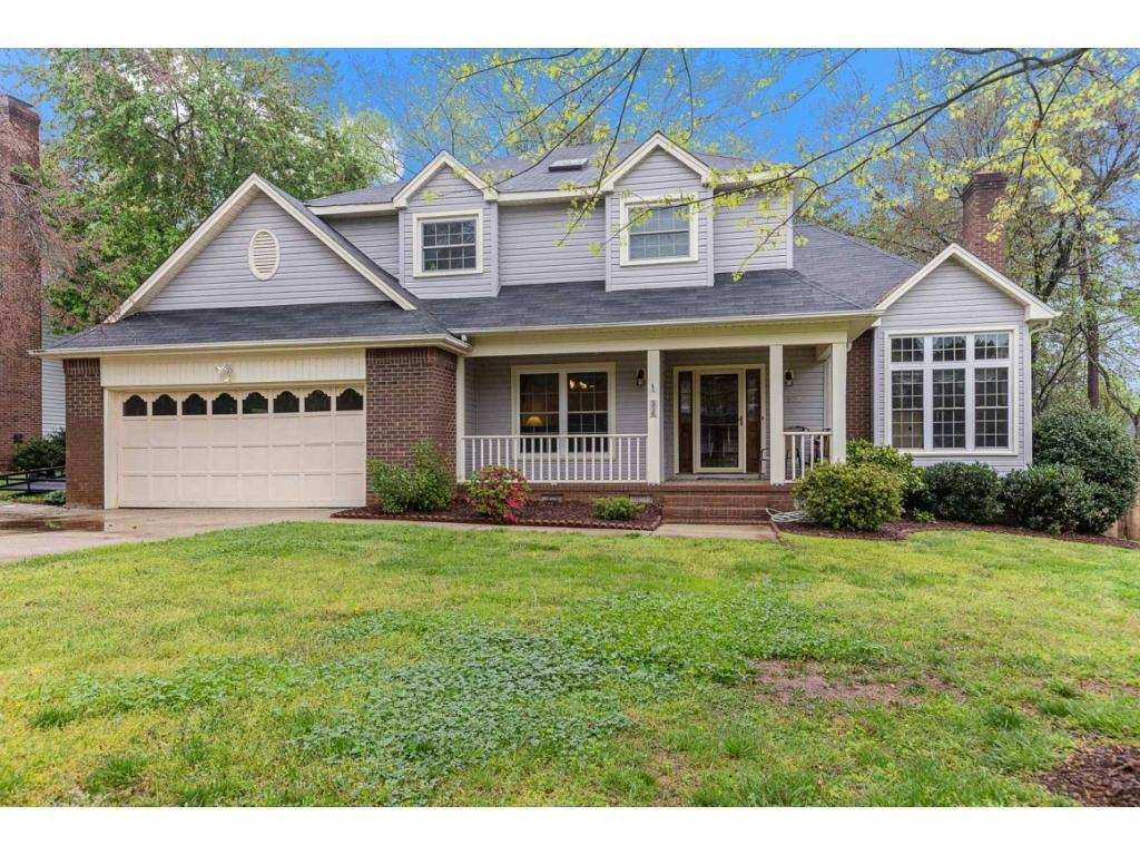 Photo of home for sale at 506 Brookfield Drive, Gibsonville NC