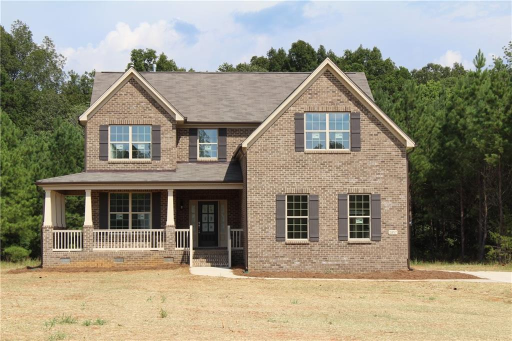 Photo of home for sale at 2857 Shiloh Stone Court, Burlington NC