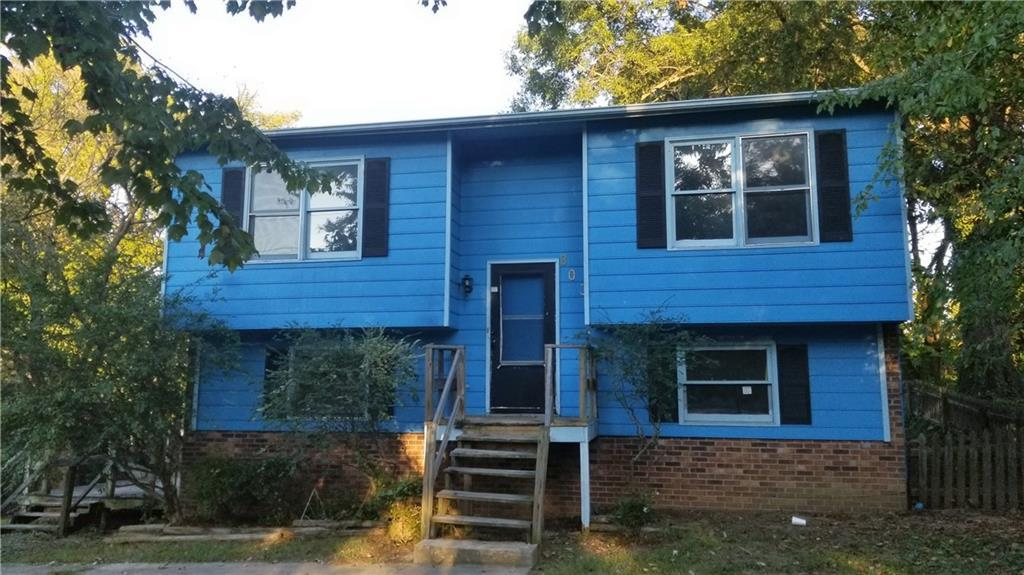 Photo of home for sale at 803 English Street S, Greensboro NC