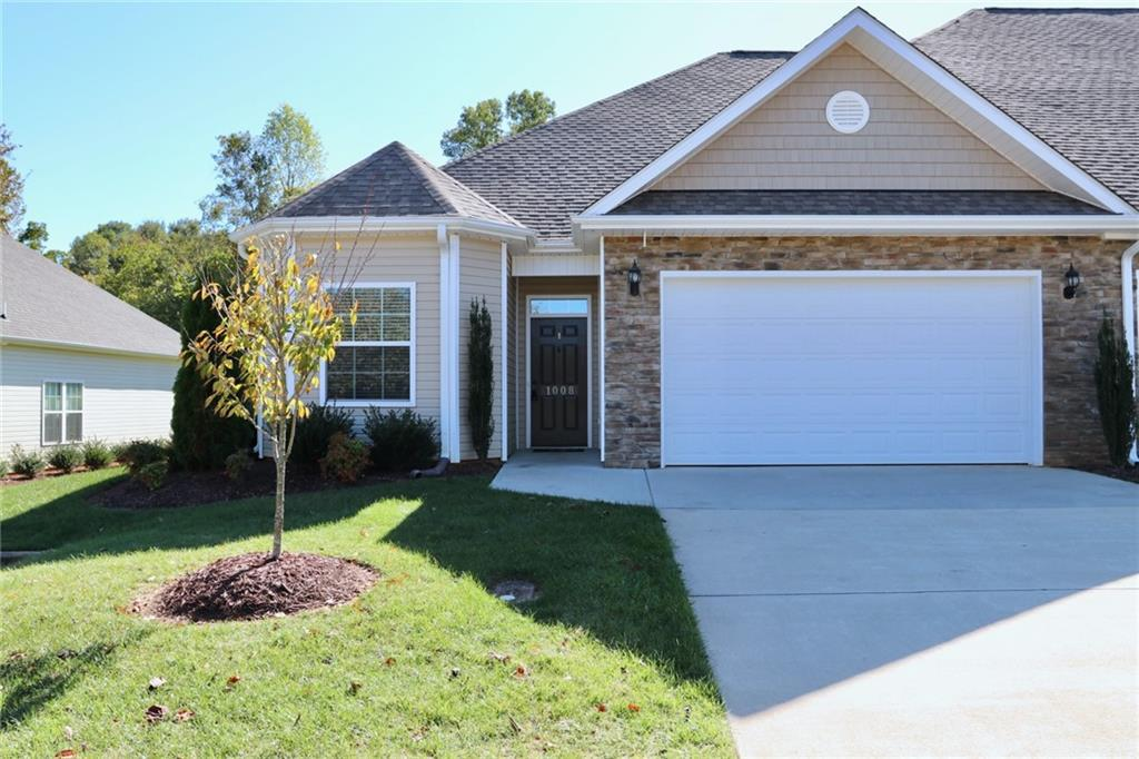 Photo of home for sale at 1008 Lake Michael Way, Mebane NC