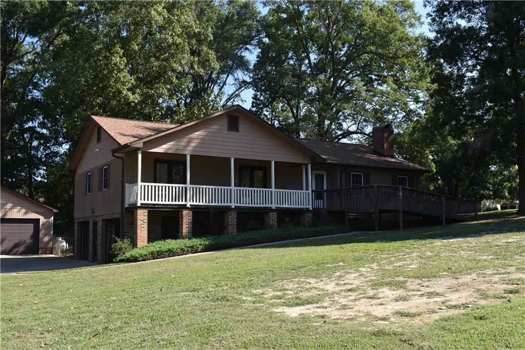 Photo of home for sale at 6503 Frieden Church Road, Gibsonville NC