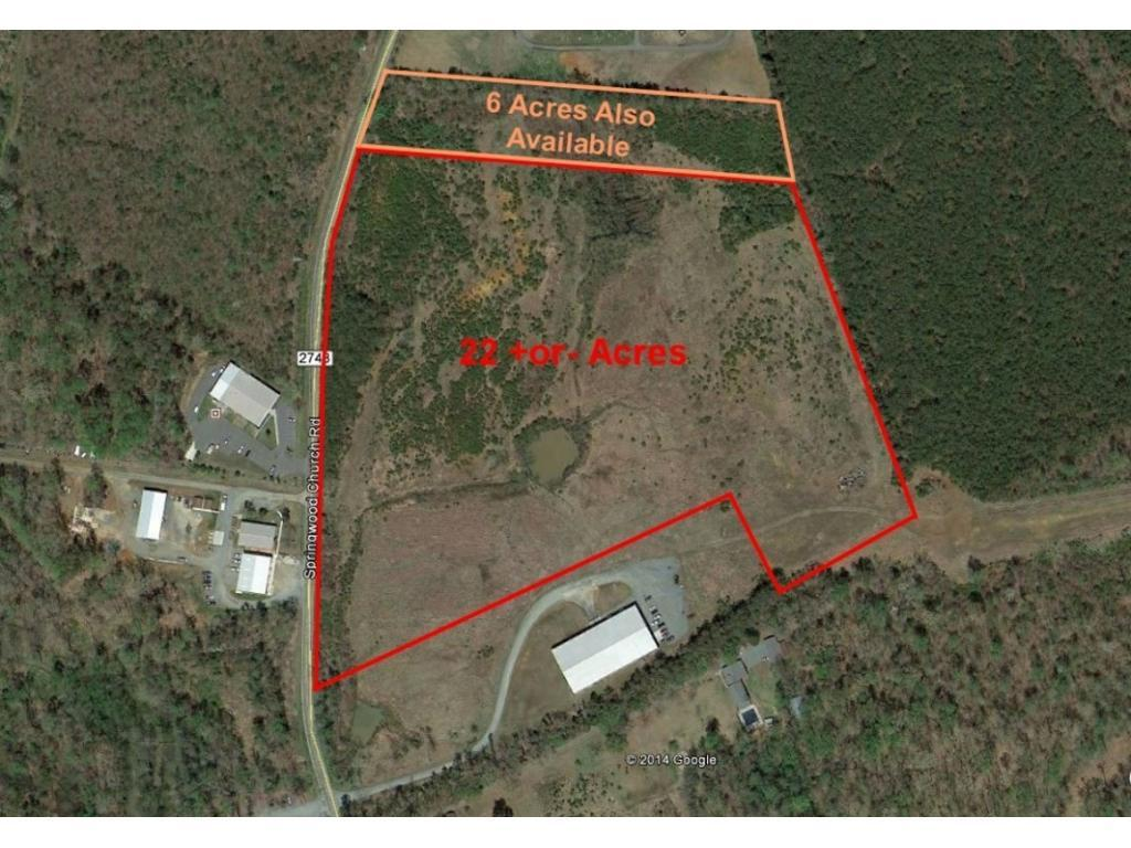 Photo of home for sale at 1235 Springwood Church Road, Gibsonville NC