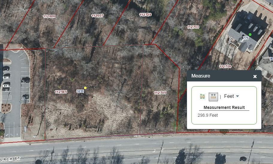 Photo of home for sale at 3231 Church Street S, Burlington NC