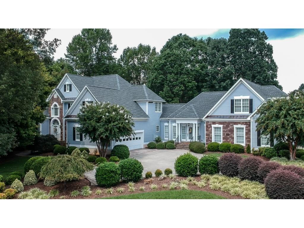 Photo of home for sale at 310 Pebble Beach Drive, Mebane NC