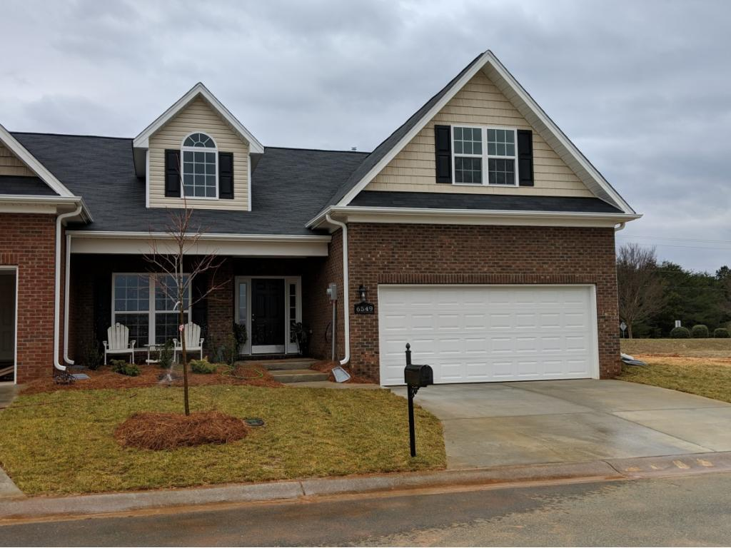 Photo of home for sale at 6537 Donahue Drive, Whitsett NC