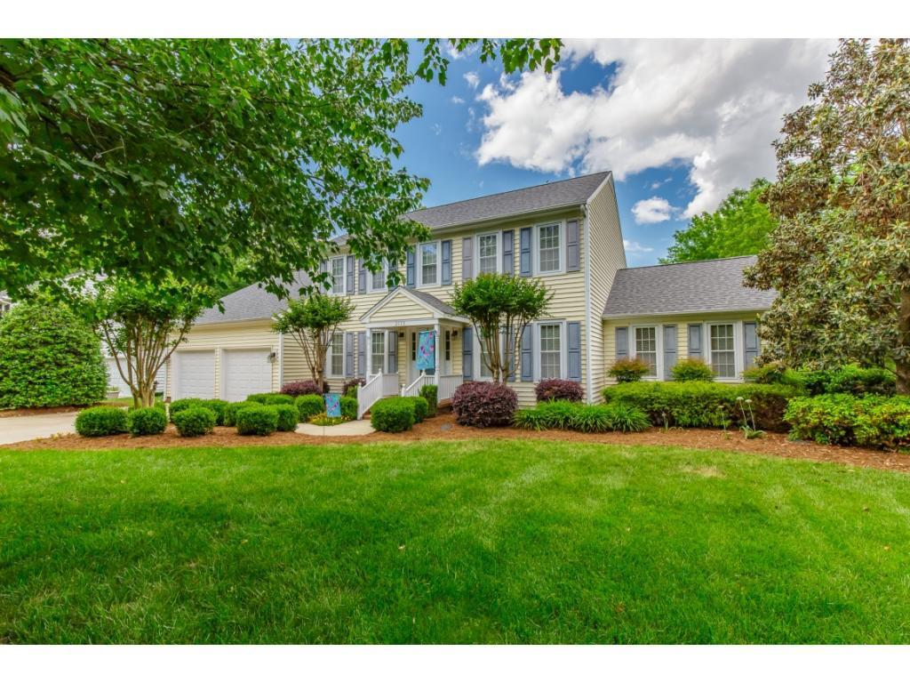 Photo of home for sale at 2179 Canterbury Drive, Burlington NC