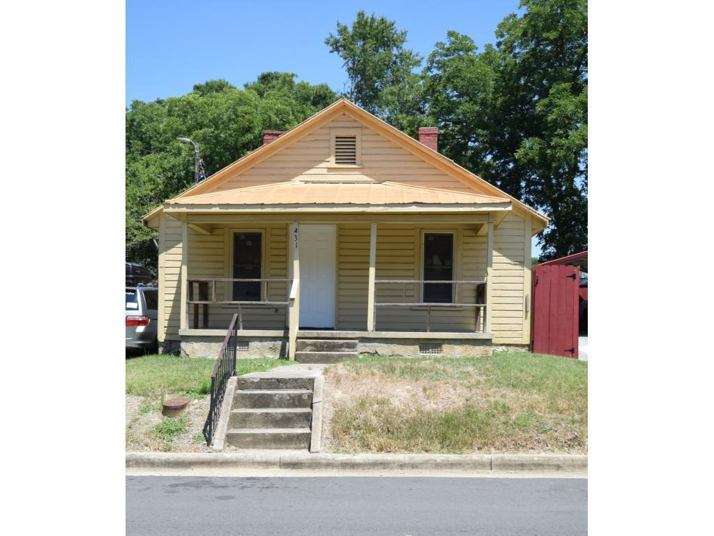 Photo of home for sale at 431 Fulton Street, Burlington NC