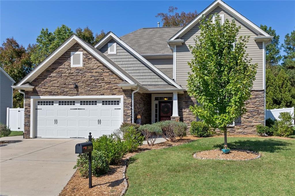 Photo of home for sale at 2845 Victoria Falls Drive, Burlington NC