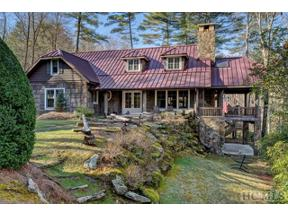 Property for sale at 173 Gorge Trail Road, Cashiers,  North Carolina 28717
