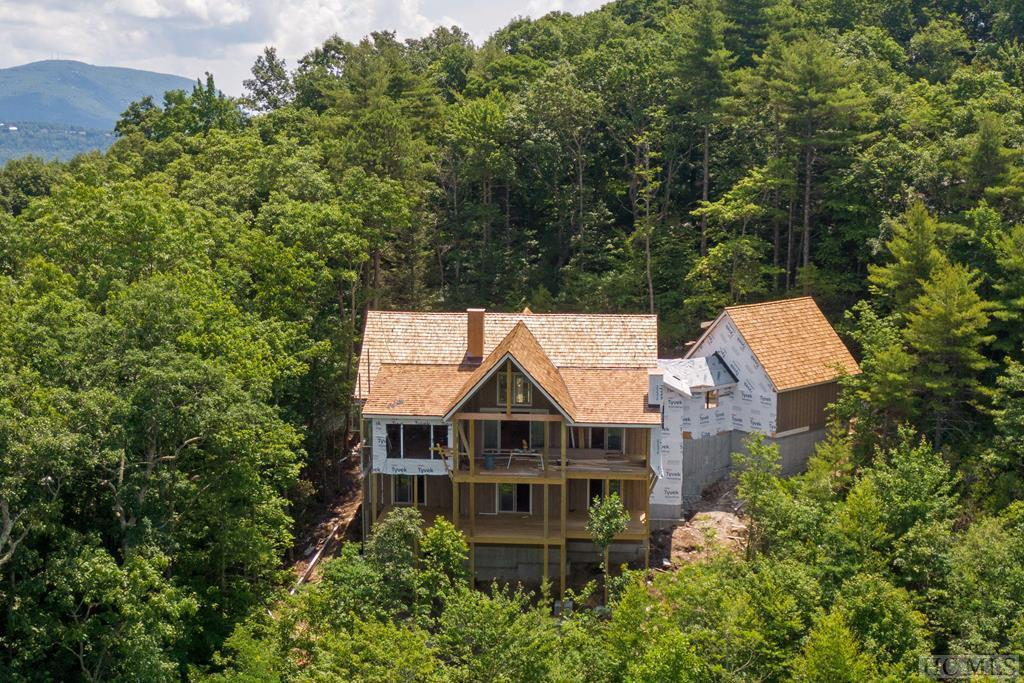 Photo of home for sale at 248 East Ridge Road, Cashiers NC