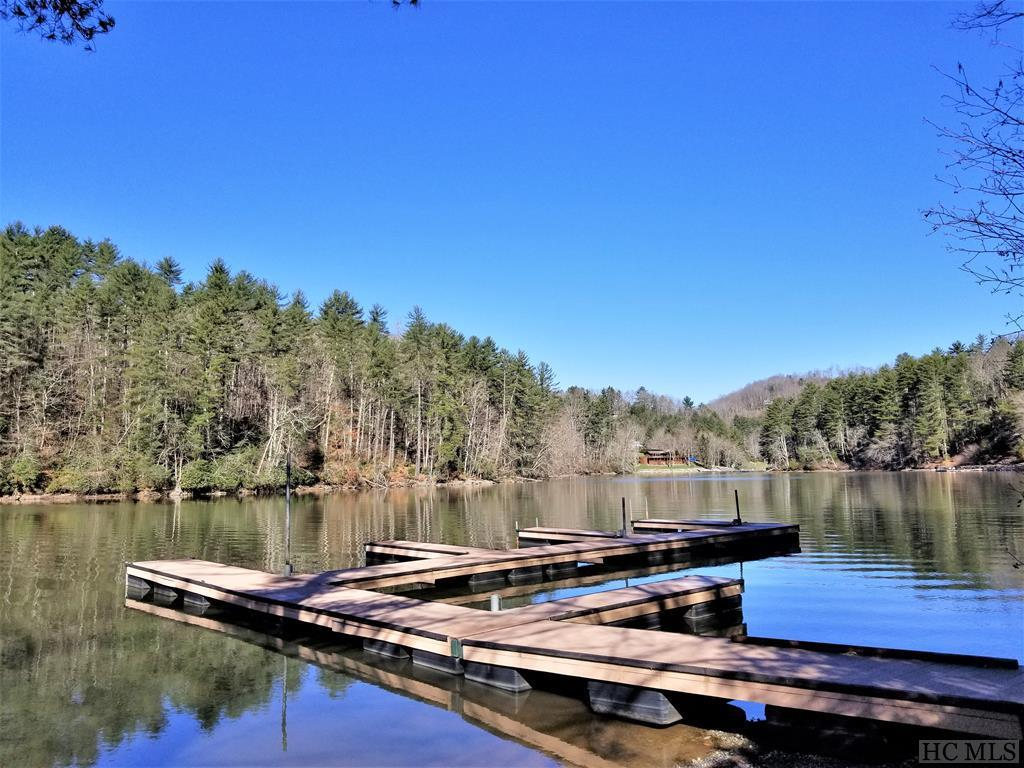 Photo of home for sale at Lot 12 Channel View Drive, Cullowhee NC