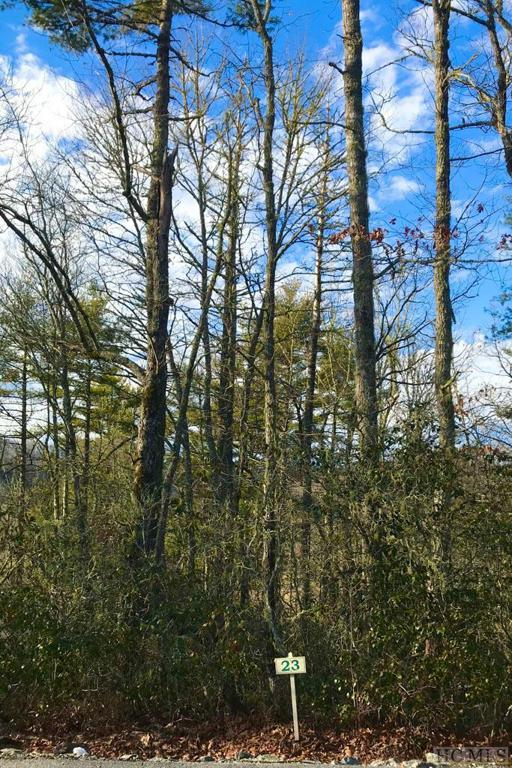 Photo of home for sale at Lot 23 Wildberry Lane, Cullowhee NC