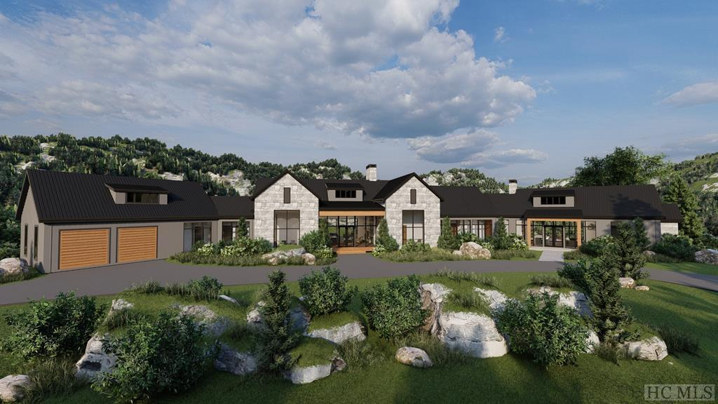 Photo of home for sale at Lot 3 East Ridge Road, Cashiers NC