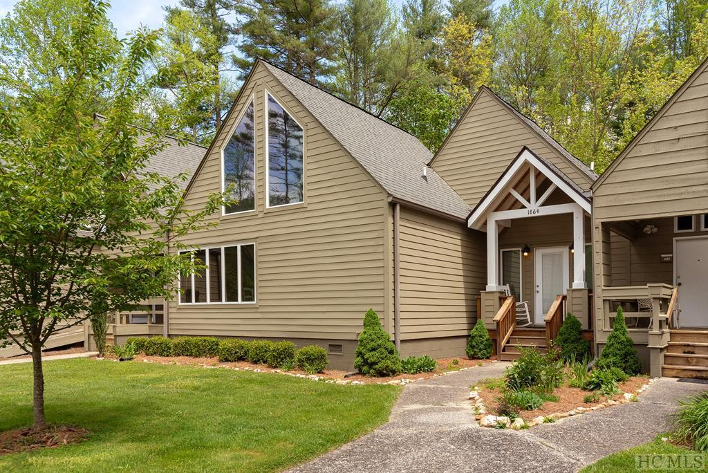 Photo of home for sale at 1864 River Run Road, Sapphire NC