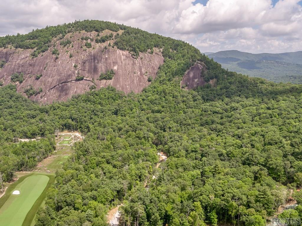 Photo of home for sale at Lot 76 Flagstone Road, Cashiers NC
