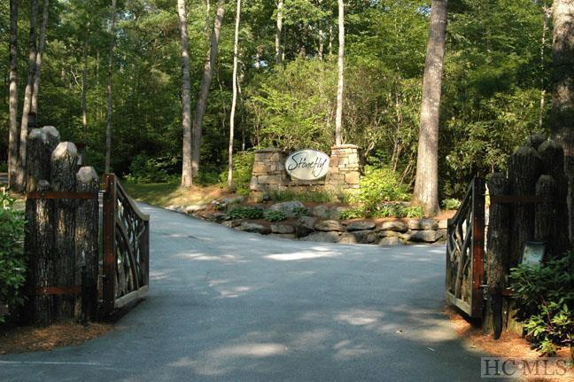 Photo of home for sale at Lot 10B Streamside Drive, Cashiers NC