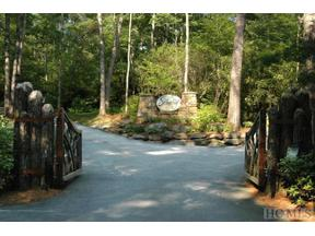 Property for sale at Lot 10B Streamside Drive, Cashiers,  North Carolina 28717