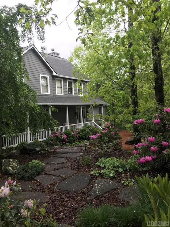 Photo of home for sale at 185 Woods Summit Lane, Cashiers NC