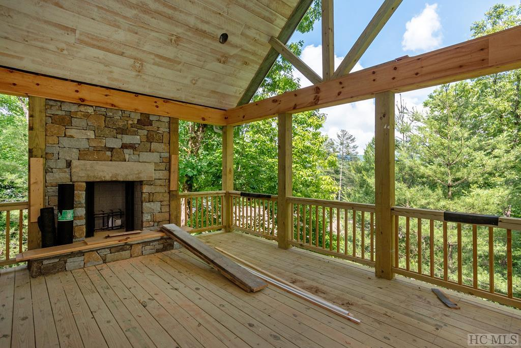 Photo of home for sale at Lot 5 Two Ponds Drive, Sapphire NC
