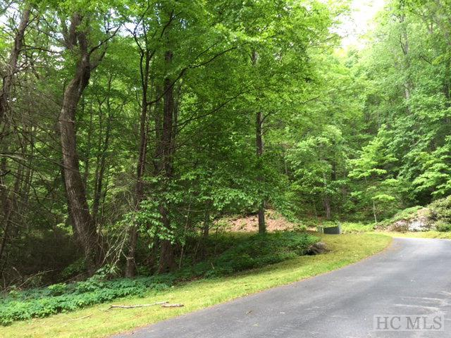 Photo of home for sale at E-26 Chimney Top Tr., Cashiers NC