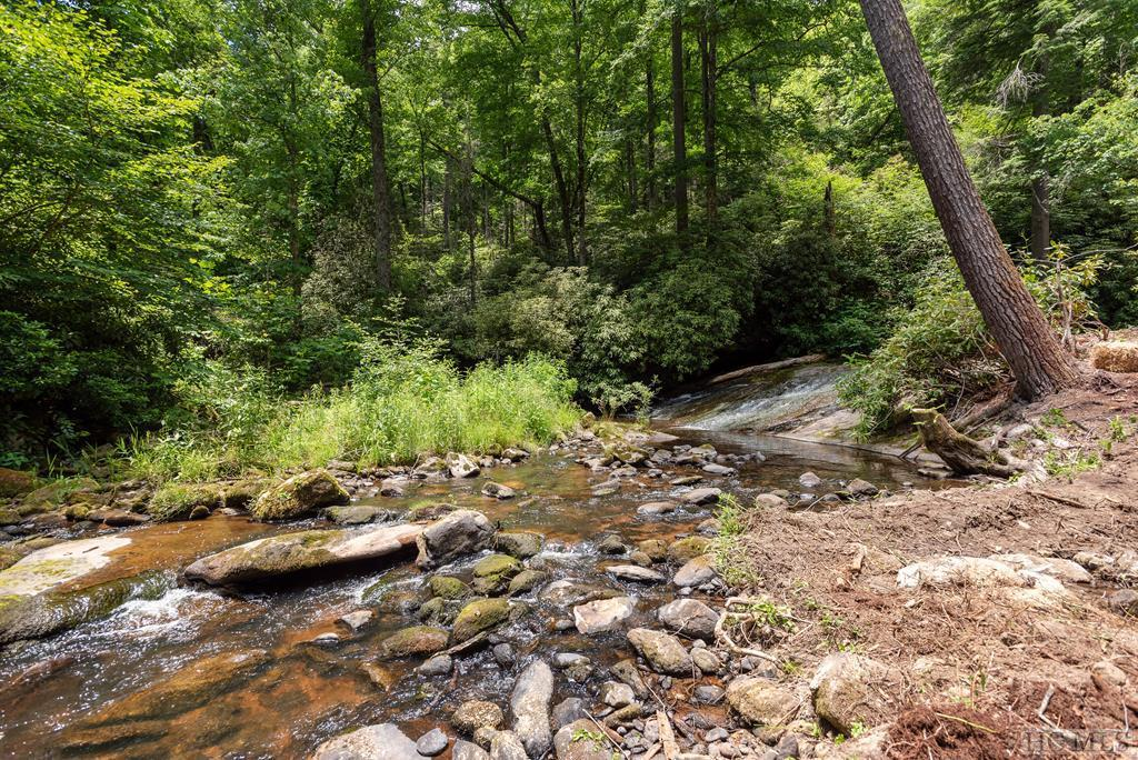 Photo of home for sale at Lot 6 Gorge Trail Road, Cashiers NC