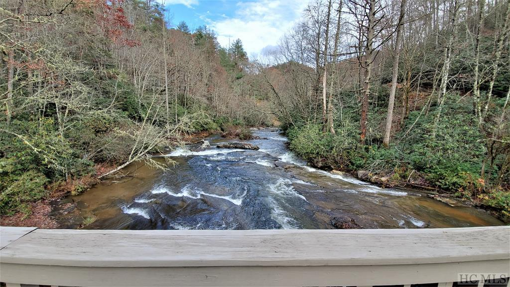 Photo of home for sale at Lot 62 Hunter Jim Creek Road, Cullowhee NC