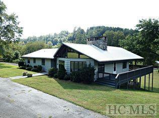 Photo of home for sale at 3274 North River Road, Sylva NC
