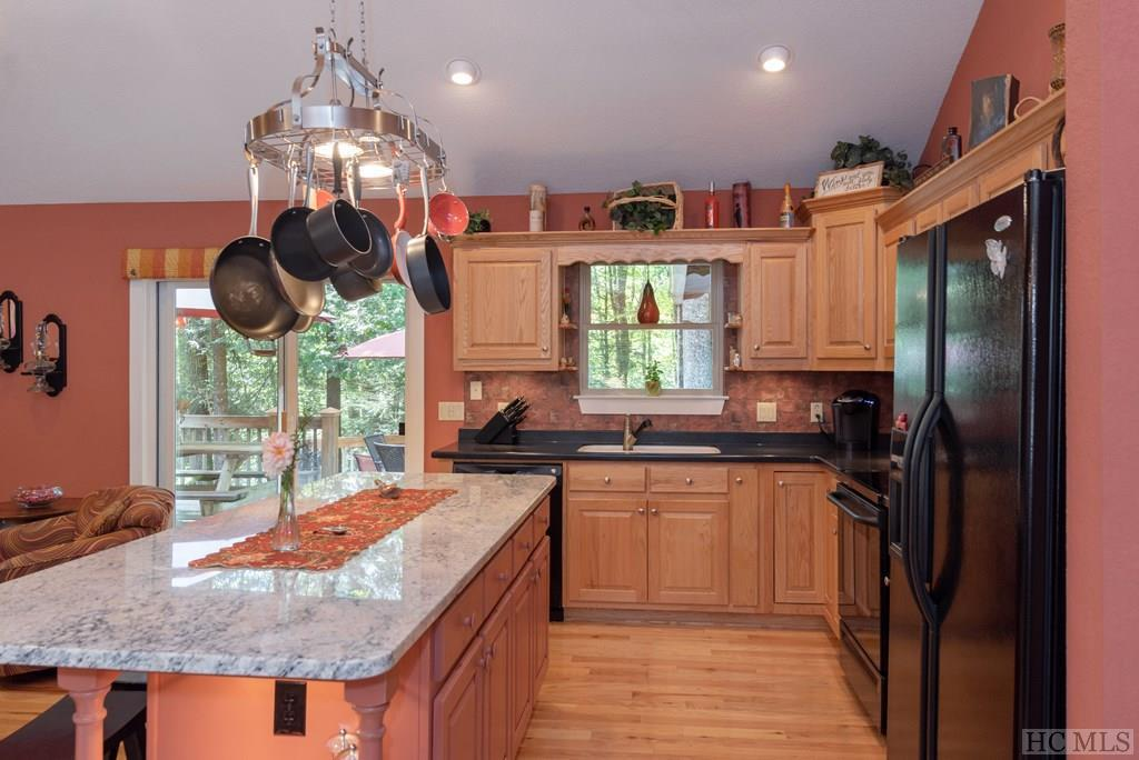 Photo of home for sale at 2288 West Christy Trail, Sapphire NC