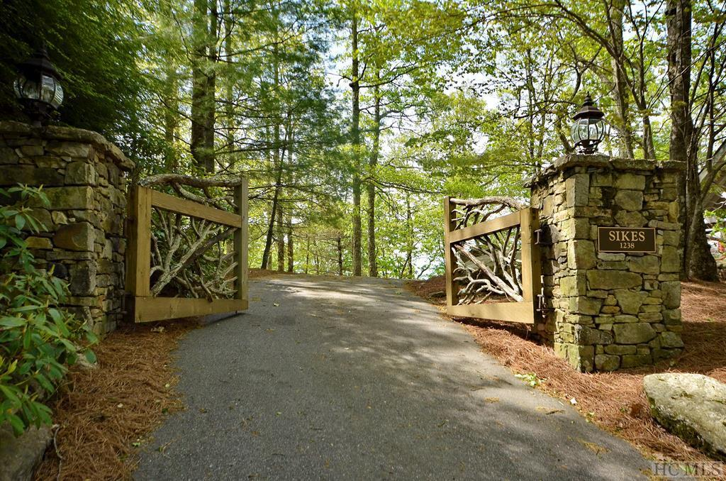 Photo of home for sale at 1238 Bright Mountain Road, Cullowhee NC