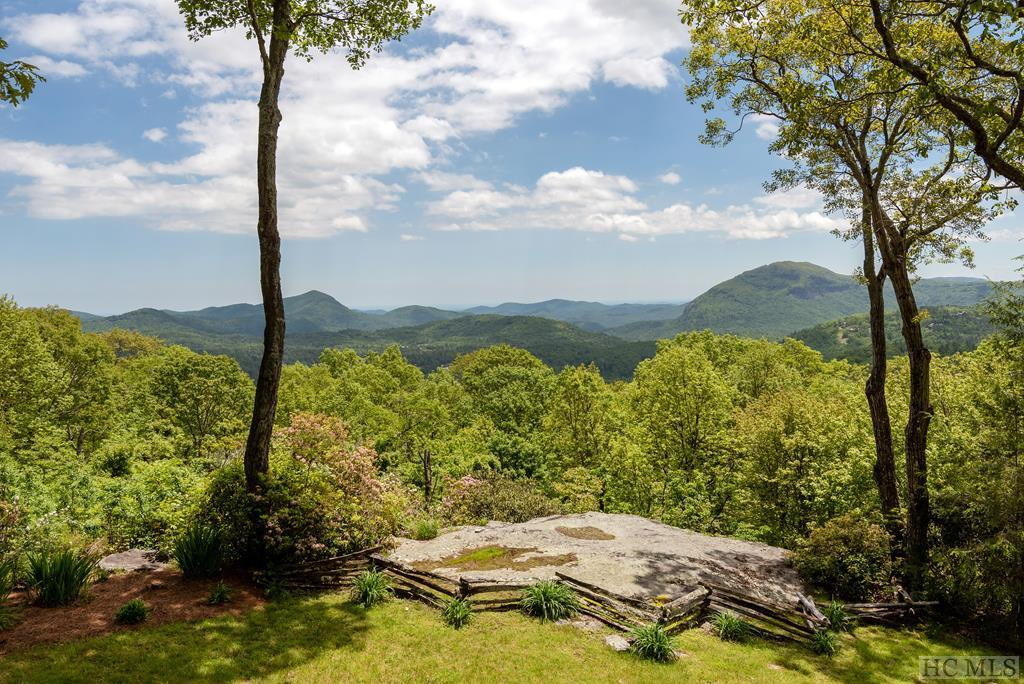 Photo of home for sale at 2652 Big Sheepcliff Road, Cashiers NC