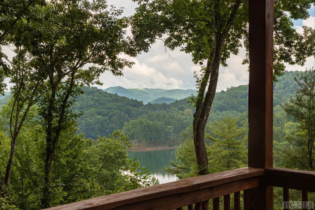 Photo of home for sale at 553 Strawberry Hills Road, Cullowhee NC