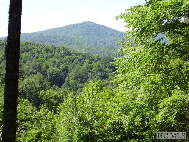Photo of home for sale at Lot 12E Rock Ledge Road, Sapphire NC