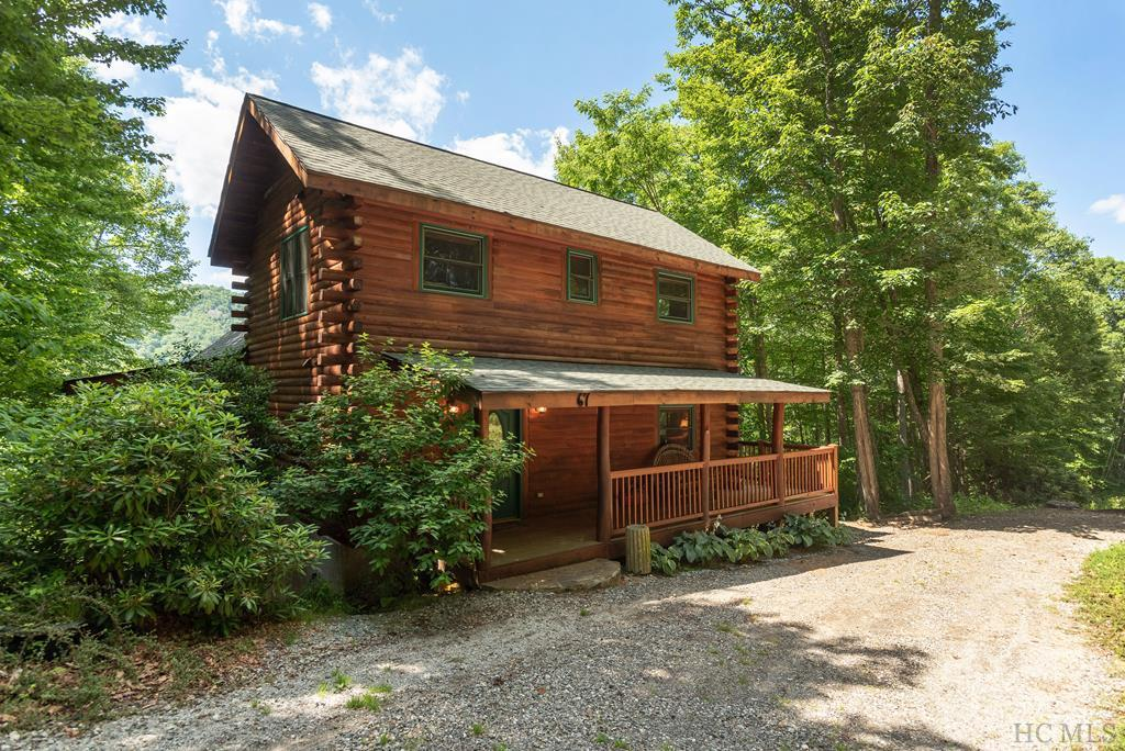 Photo of home for sale at 67 Aster Trail, Cullowhee NC