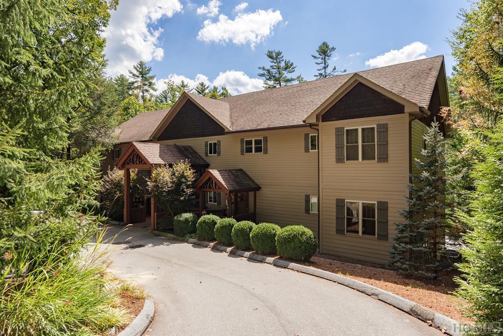 Photo of home for sale at 74-D Hampton Glen Lane, Sapphire NC