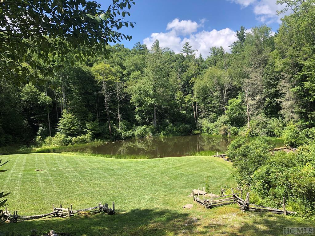 Photo of home for sale at Lot 24 Cross Creek Trail, Cashiers NC