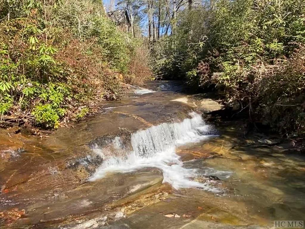 Photo of home for sale at Lot 64 Rushing Brook Lane, Cashiers NC