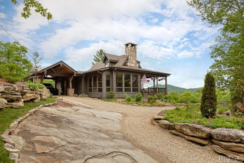 Photo of home for sale at 1098 Black Bear Trail, Glenville NC