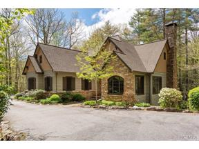 Property for sale at 332 Streamside Drive, Cashiers,  North Carolina 28717
