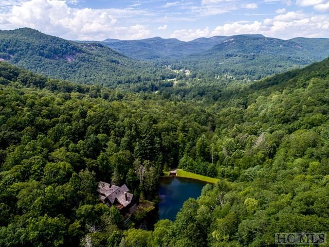 Photo of home for sale at 655, 657 Nix Mountain Road, Sapphire NC