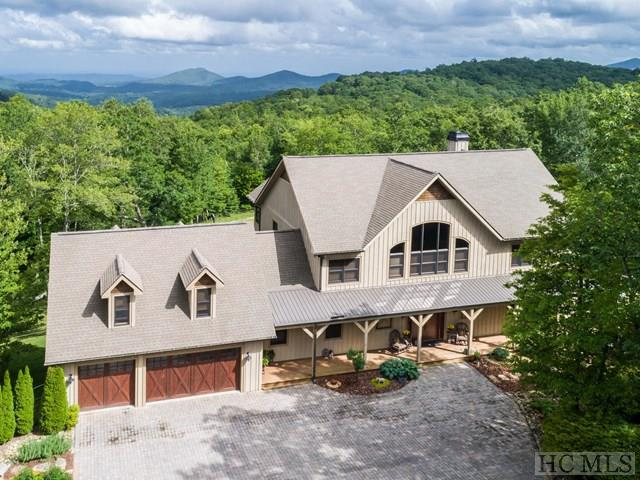 Photo of home for sale at 380 Panthertown Trail, Sapphire NC