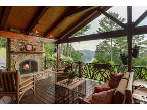 Property for sale at 304 Mountain Harbor Club Drive, Glenville,  North Carolina 28736