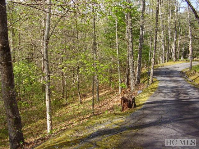 Photo of home for sale at Lot 13 Glen Pointe, Cullowhee NC