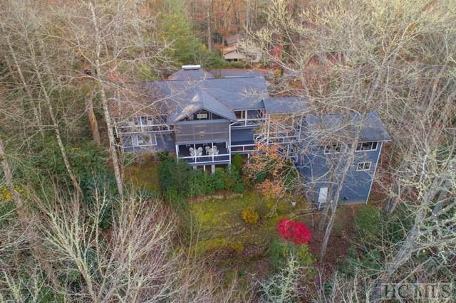 Photo of home for sale at 156 Mount Lori Drive, Highlands NC