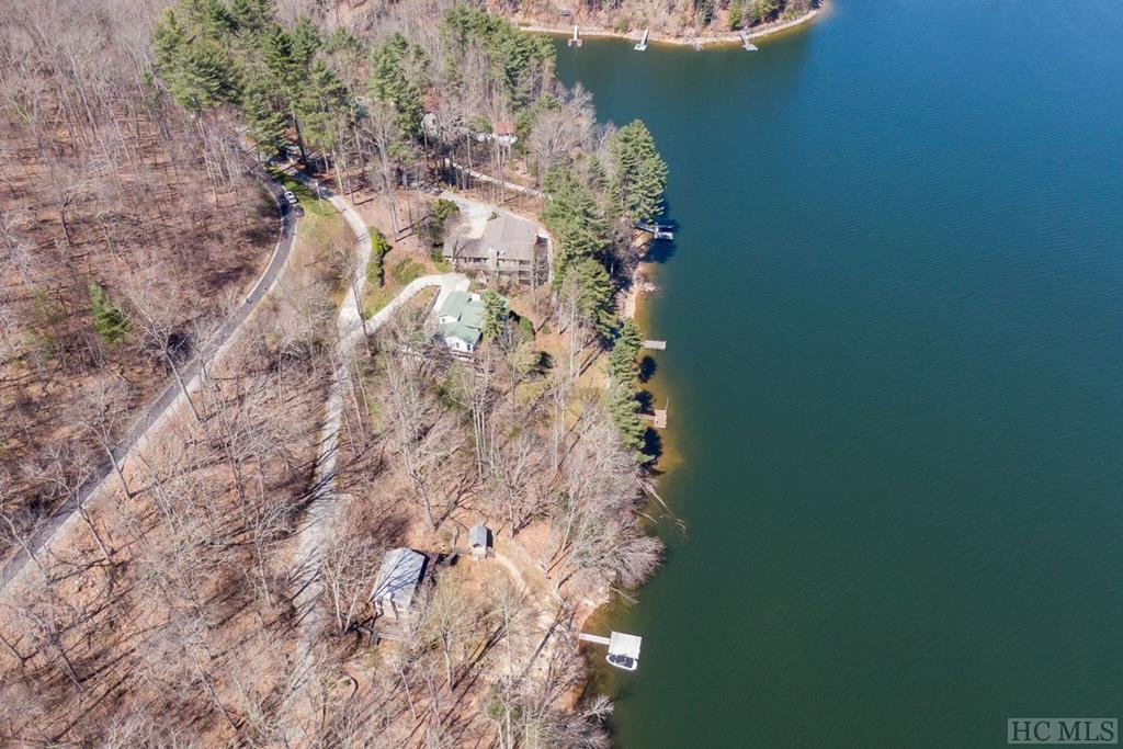 Photo of home for sale at Lot 3 South Woods Mountain Trail, Cullowhee NC