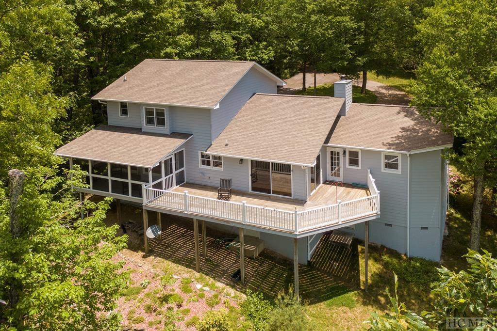 Photo of home for sale at 30 Ivy Rose Lane, Glenville NC
