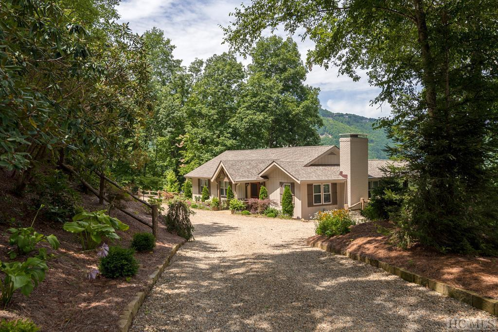 Photo of home for sale at 288 Golf View Road, Sapphire NC