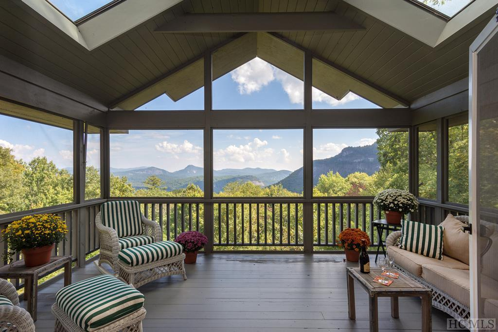 Photo of home for sale at 4307 Hwy 64W, Cashiers NC