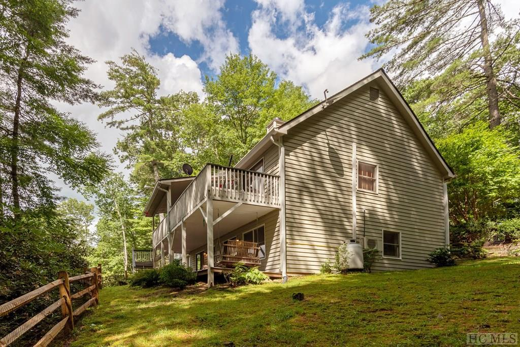 Photo of home for sale at 33 Hogback Court, Sapphire NC